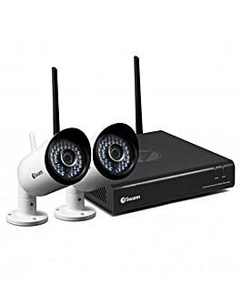 1080p 1TB / Wireless  + 2x WiFi Cams