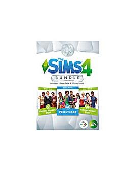 The Sims 4 Bundle Pack: Parenthood Game