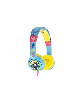 WWE Kids On-Ear Headphones