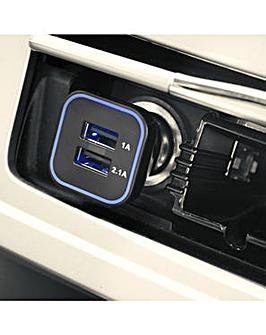 Olixar Super Fast Dual USB Car Charger