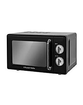 Russell Hobbs Retro Microwave