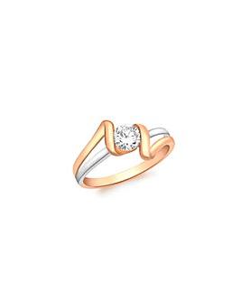 9Ct Gold Twist Ring