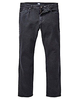 Union Blues Bootcut Fit Jeans 33in