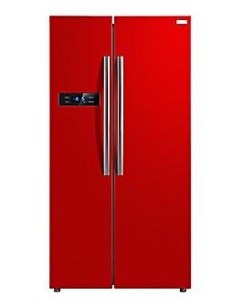 Russell Hobbs Red Fridge Freezer