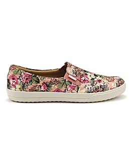 Hotter Tara Slip On Shoe