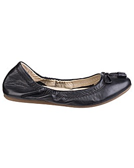 Hush Puppies Lexa Heather Bow Slip-on