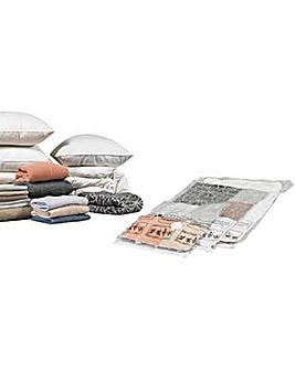 10 Piece Vacuum Bag Storage Set.