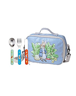 Petit Jour Peter Rabbit Bag & Cutlery