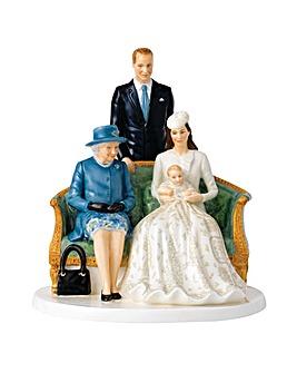 Royal Doulton Her Majesty