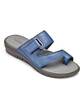 Aerosoles Leather Sandals D Fit