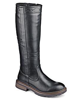 Heavenly Soles Knee Boots D Fit