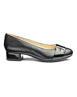 Heavenly Soles Court Shoes EEEEE Fit