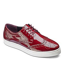 Heavenly Soles Brogue Shoes E Fit