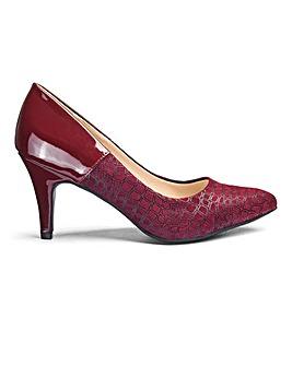 Lotus Court Shoes E Fit