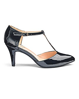 Lotus T Bar Shoes E Fit