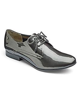 Van Dal Patent Lace Up Shoes D Fit