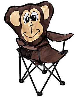 Childrens Monkey Fold away chair