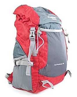 Yellowstone Pack Away 35L Ruck Sack