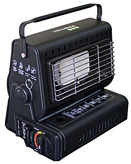 Yellowstone Portable Outdoor Gas Heater
