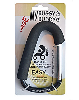 My Buddy Buggy Large Clip