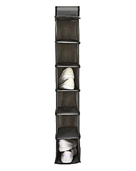 Hanging 6-Shelf Organiser