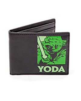 STAR WARS Master Yoda Wallet