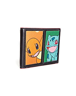 POKEMON Starting Characters Wallet