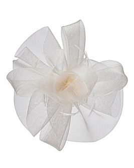 Joanna Hope Ivory Comb Fascinator