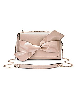 Dune Nude Elloie Evening Bag