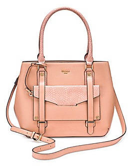 Dune Blush Dylier Tote Bag
