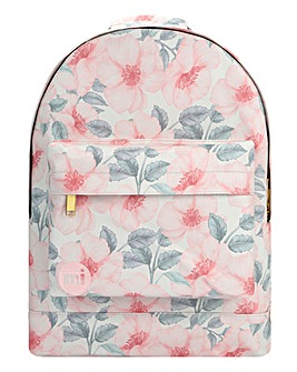 FLORAL PTINR BACKPACK