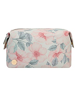 Mi Pac Floral Print Wash Bag