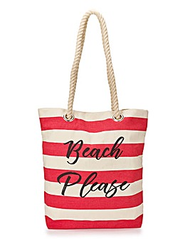 Beach Please Shoulder Bag