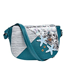 Joe Browns Under The Sea Saddle Bag
