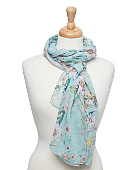 Joe Browns Floral Scarf