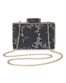 Oasis Lace Clutch Bag