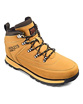 Henleys Boys Lace up Boots