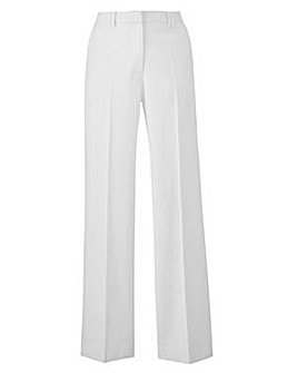 Joanna Hope Linen-Blend Trousers 29in
