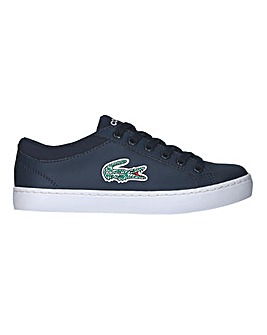 Lacoste Straightset 118 Lace Trainers