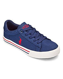 Ralph Lauren Easten Lace Up Trainers