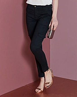 Tapered Combat Trousers