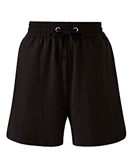 Jersey Shorts Pull On Shorts