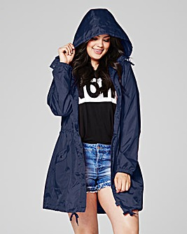 Plain Pac-A-Mac-Parka