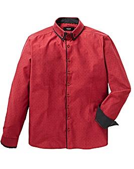 Black Label Jacquard Shirt Long