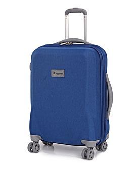 It Luggage Frameless 8-Wheel Cabin Case