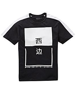 Label J Character Print T-Shirt Reg