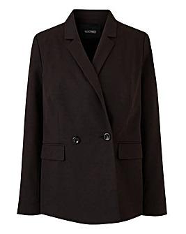 Tailored Longline Blazer Petite