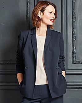 Tailored Longline Blazer