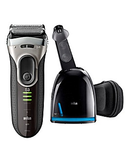Braun Series 3 390s Shaver & Charger