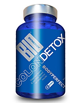 Body Perfect Colon Detox 60 Capsules